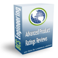 Advanced Product Ratings and Reviews for X-cart