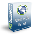 Authorize.net DPM Module for X-cart (PA/DSS Compliant)