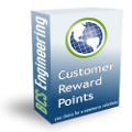X-cart Customer Reward Points