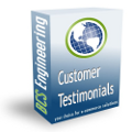 Customer Testimonials for Xcart