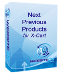 Next Previous Products for X-Cart