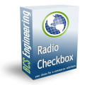 Radio Checkbox Product Options Module for X-cart